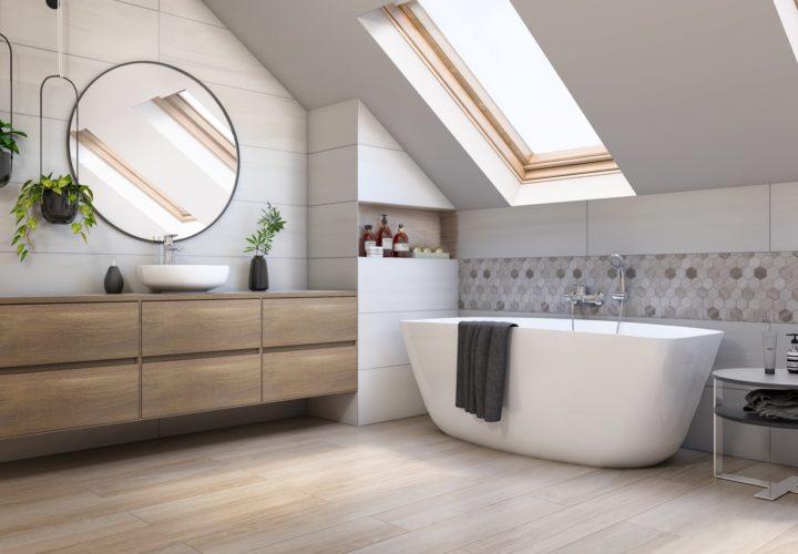 Wizualizacja łazienki 3D – Azario Board