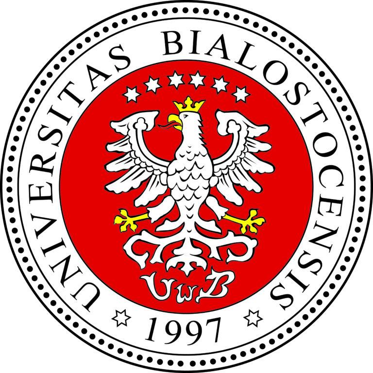 oficjalne logo Uniwersytetu w Białymstoku