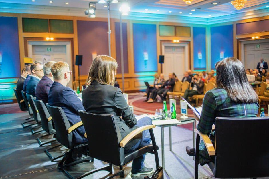 Uczestnicy Forum Branży Łazienkowej i Kuchennej