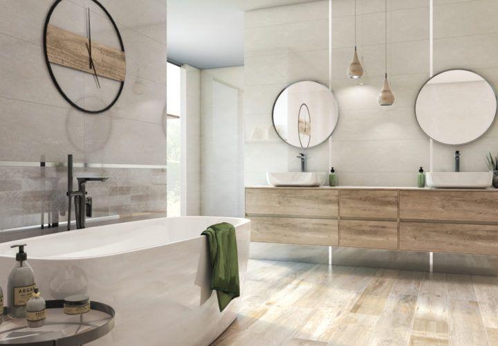 Wizualizacja łazienki 3D – Azario Grandes